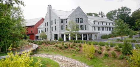 Business Briefs: Williams Inn opens; Red Lion Inn welcomes Burnell; Miss Hall's hires dean; new Greenagers board member; Salisbury Bank Community Day