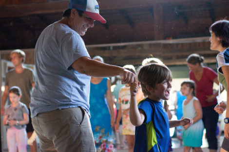Families Dance Together program at Jacob's Pillow embraces trust, different ways of learning