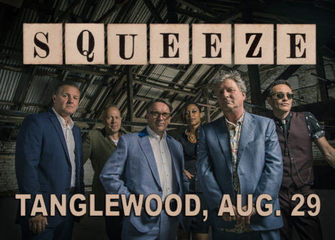 PREVIEW: Squeeze, Mavericks, Tunstall at Tanglewood Aug. 29