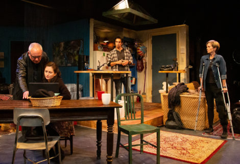 REVIEW: Shake & Co.'s 'Time Stands Still' a solid, poignant production