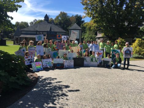 BCD students express determination to reverse climate change   - theberkshireedge.com