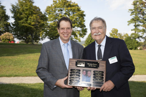 Barrington Brewery's Gary Happ and Andrew Mankin celebrated as Chamber's 2019 Business Persons of the Year