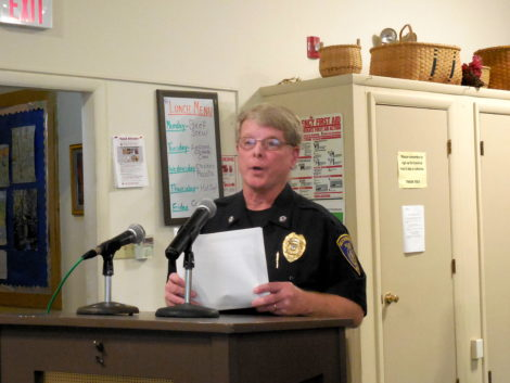 Police chief touts crackdown on road scofflaws, including speeders and skateboarders