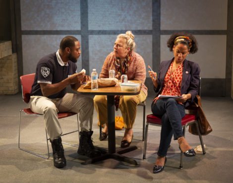 THEATRE REVIEW: WAM Theatre's almost perfect 'Pipeline' is strong, moving, makes you think