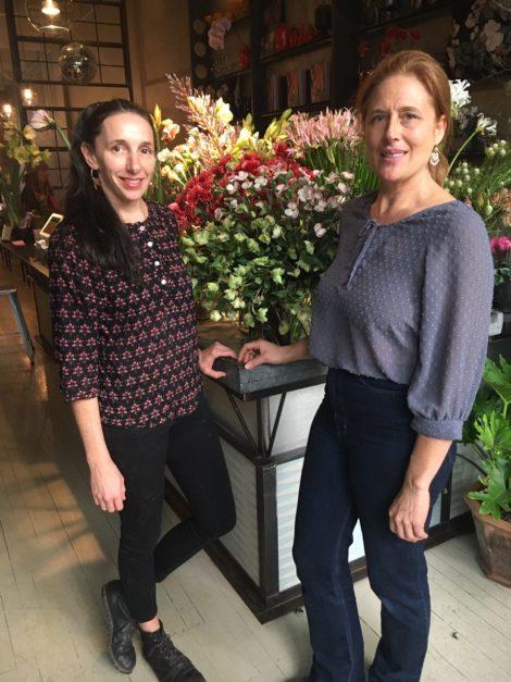 Pop Up Flower Shop Debuts At Botanica As Cafe Reopens
