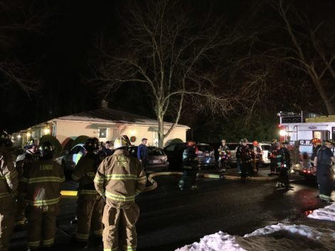 Updated: Great Barrington couple perishes after Beech Tree apartment fire