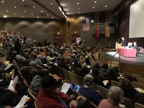 Barrington residents overwhelmingly approve home-rule petition on horse racing
