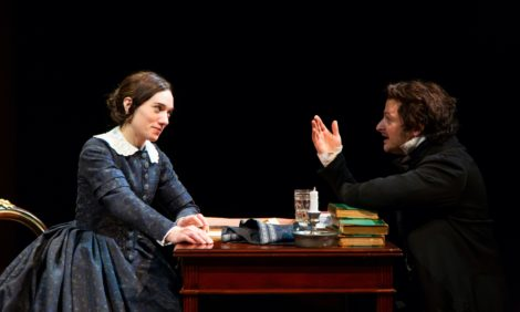 THEATRE REVIEW: Hartford Stage's 'Jane Eyre' true to its source, moves beautifully
