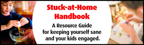 Stuck-at-Home Handbook — Installment #2