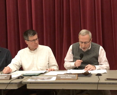 Great Barrington Selectboard members clarify guidelines for visitors during COVID-19 contagion