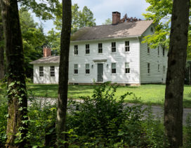 Renovated historic house in the Berkshires