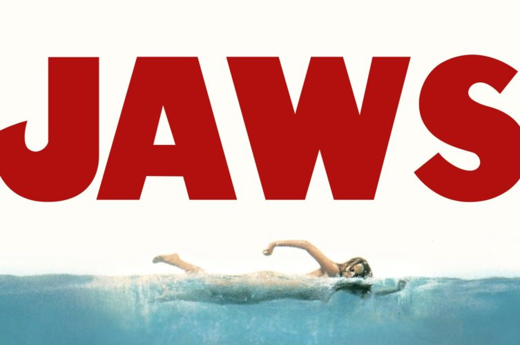 promotional image for the movie JAWS