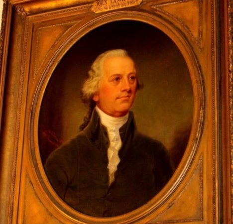 John Langdon was the second governor of New Hampshire