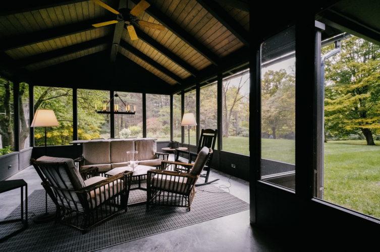 A New Reason To Enjoy A Screen Porch The Berkshire Edge