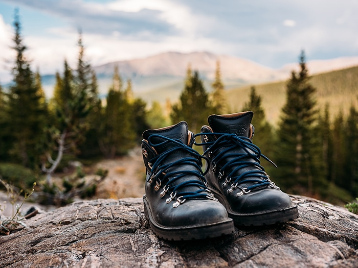 These boots are consdered very comfortable for men who like to hike.
