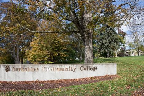 BCC sign campus