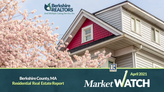 Residential real estate report for the Berkshires