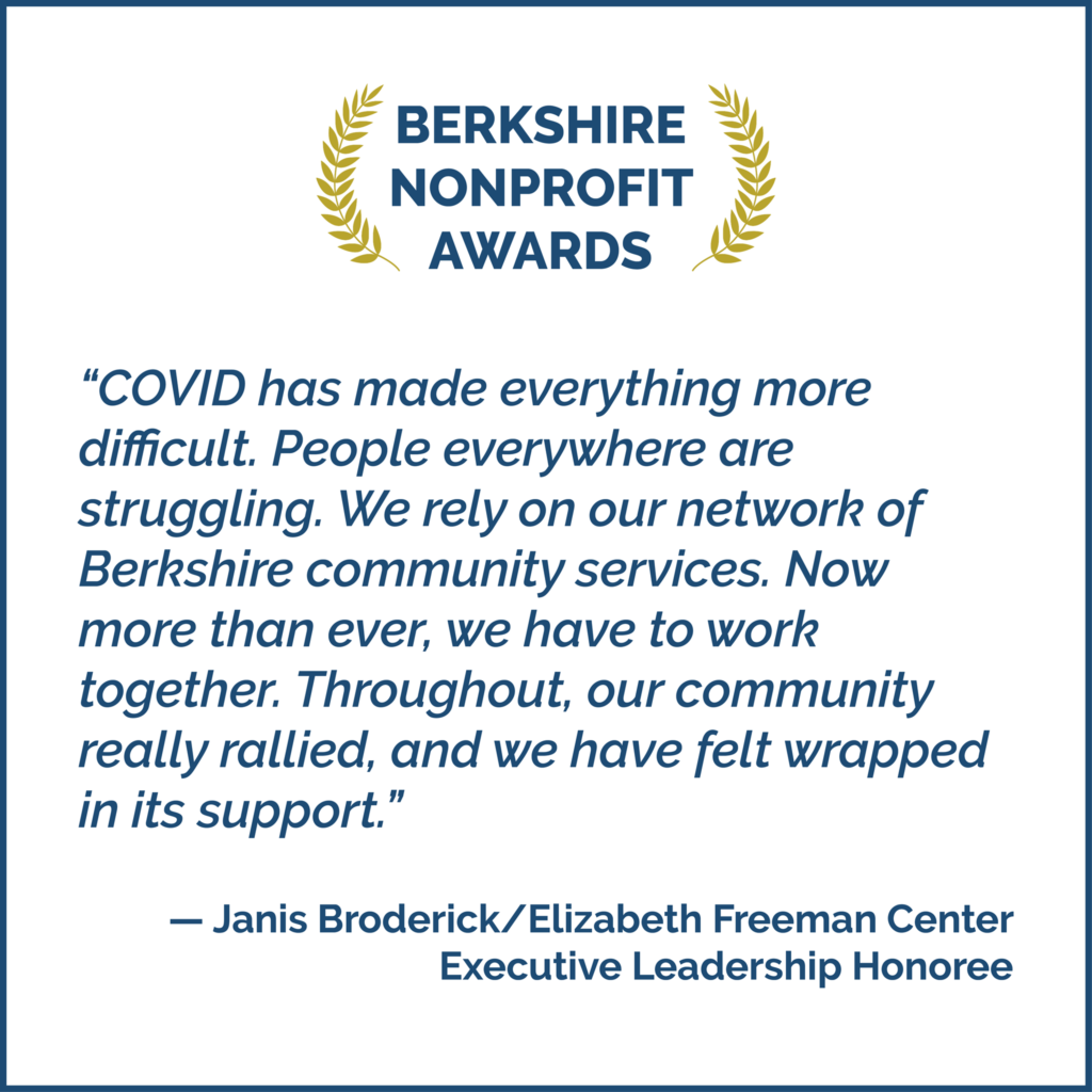 Statement from the Nonprofit Center of the Berkshires Regarding the Effect of COVID on Nonprofits
