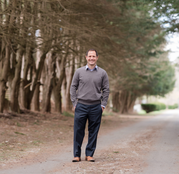 Matthew Chester explains why being in the Berkshires is better for his business.
