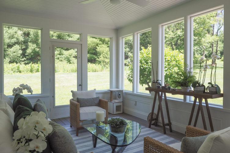 Kerry Bartini design, back porch off kitchen