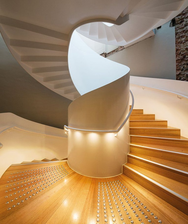 Escalier virtuel