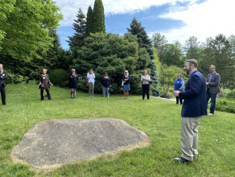 Entrepreneurial meet-up at the Berkshire Botanical Gardens
