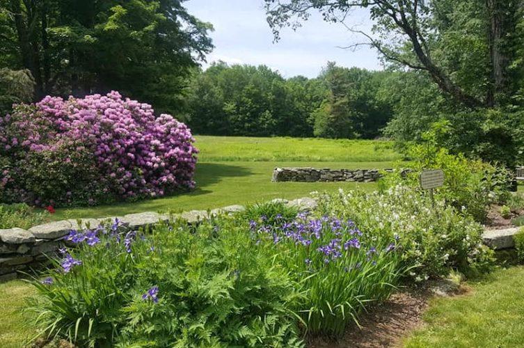 Bidwell House gardens